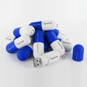 usb stick pill der usb werbetr ger f r die chemische. Black Bedroom Furniture Sets. Home Design Ideas